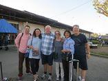 Arriving at Tacloban